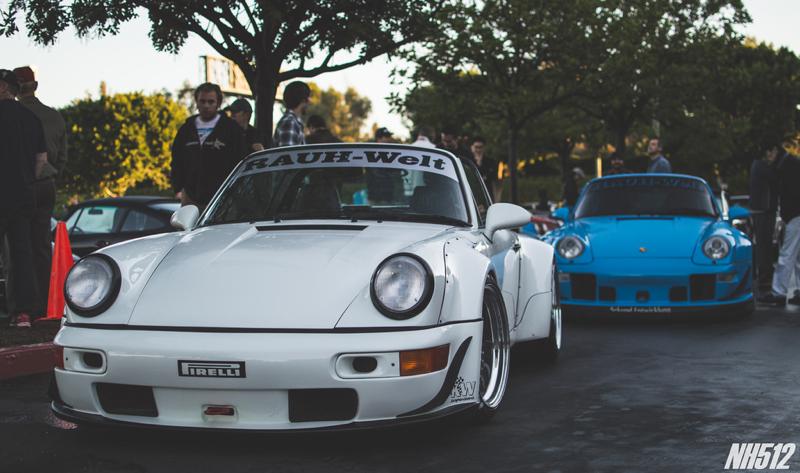 DLEDMV Porsche 964 Targa Rauh Welt Begriff Californie02