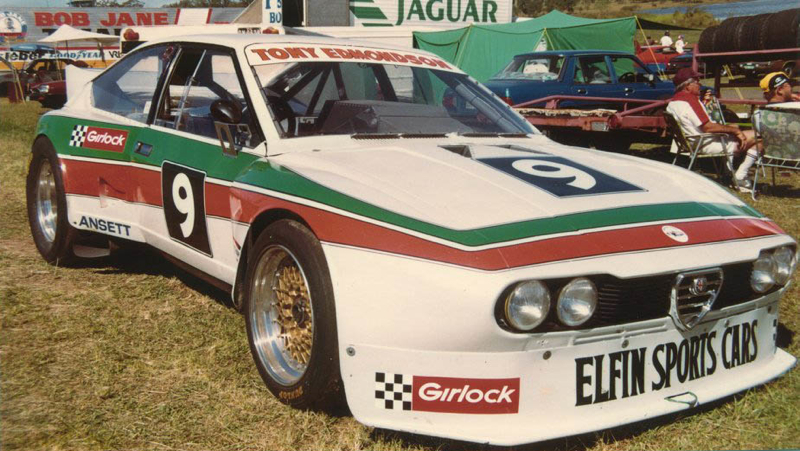 "1983 ""Stafford Sports Sedan Challenge"" : Gros fight en perspective ! 9"