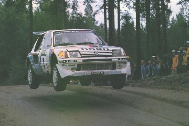 DLEDMV Peugeot 205 T16 Evo2 en action 0001