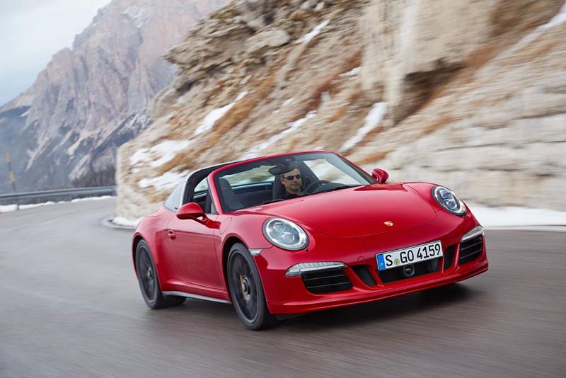 DLEDMV Porsche 911 Targa 4 GTS Detroit 004