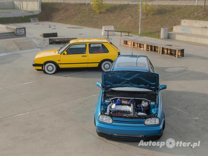 DLEDMV VW G2 G3 VR6 Turbo 12