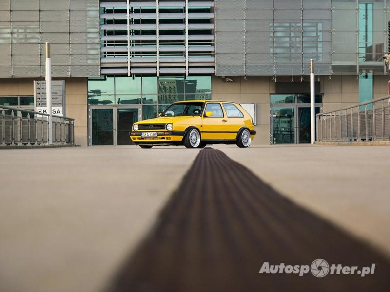 DLEDMV VW G2 G3 VR6 Turbo 16