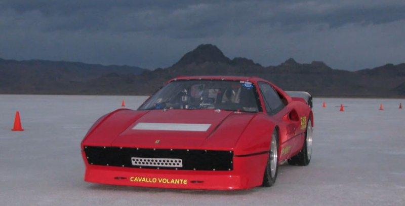 DLEDMV Ferrari 288 GTO Bonneville Speedway 002