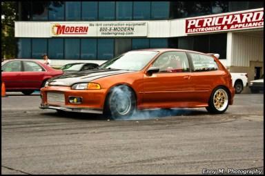 DLEDMV Honda Drag Turbo & flams 05