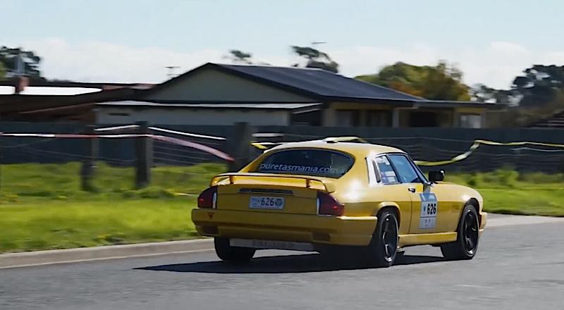 DLEDMV Jaguar XJS Targa Tasmania 002