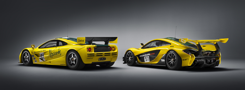 DLEDMV McLaren P1 GTR Harrods14