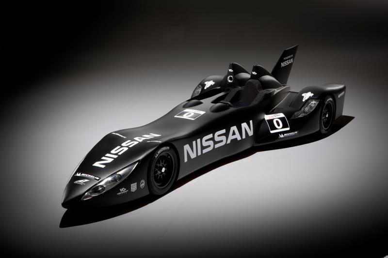 L'attraction du Mans sera la traction de la Nissan GT-R LM Nismo ! 3