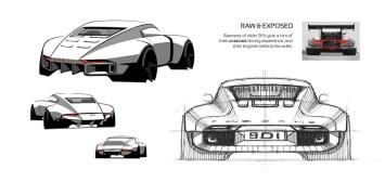 DLEDMV Porsche 901 Concept Ege Arguden 01