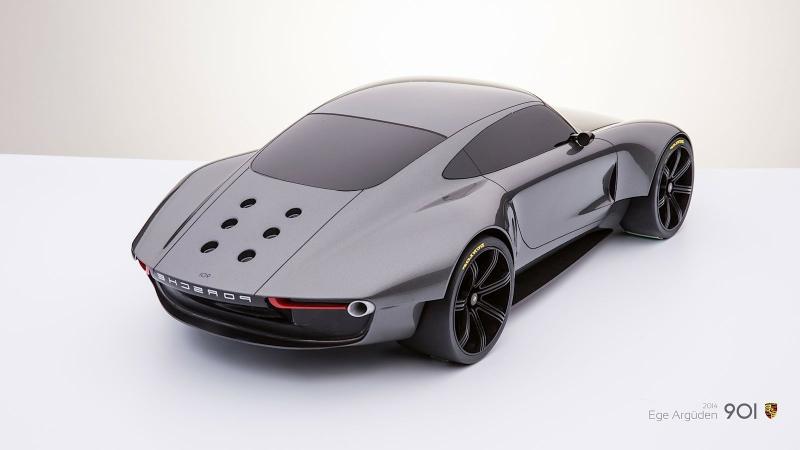 DLEDMV Porsche 901 Concept Ege Arguden 07