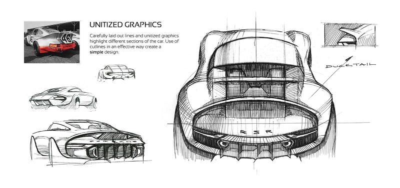 DLEDMV Porsche 901 Concept Ege Arguden 11