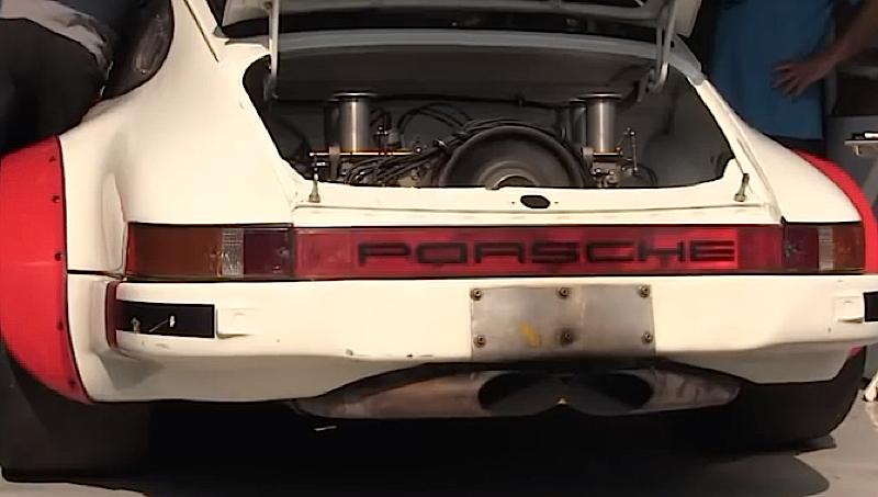 DLEDMV Porsche 911 flat6 straight pipe 001