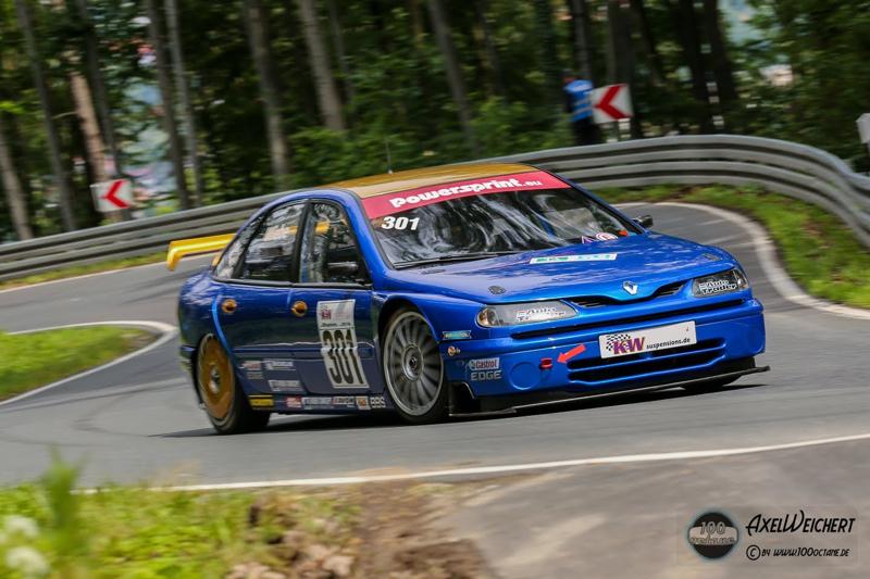 DLEDMV Renault Laguna BTCC Hillclimb 004