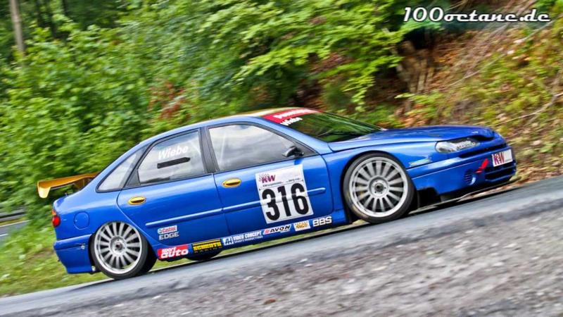 DLEDMV Renault Laguna BTCC Hillclimb 005
