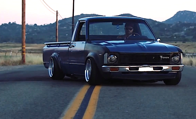 DLEDMV Toyota Hilux Stance & California 005