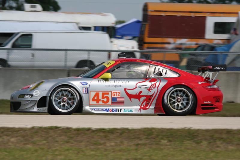 DLEDMV ALMS Finish GT2 12h Sebring 05