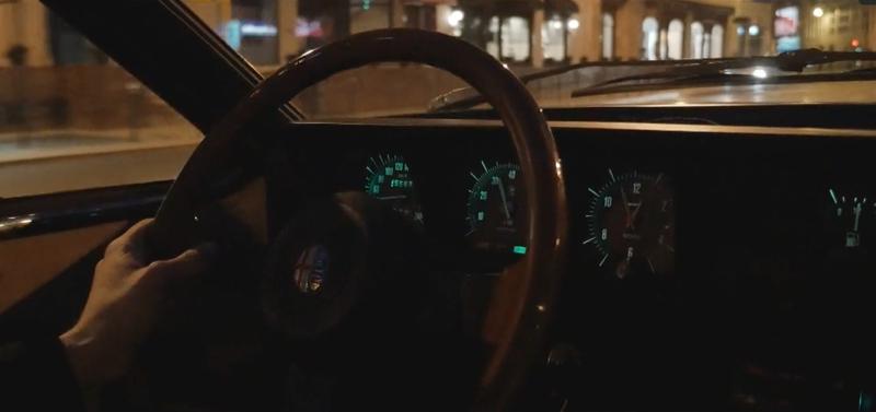 DLEDMV Alfetta GTV 2000 Night Drive 05