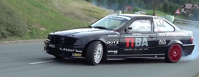 DLEDMV BMW M3 Hillclimb Drift Alois Pamper 02