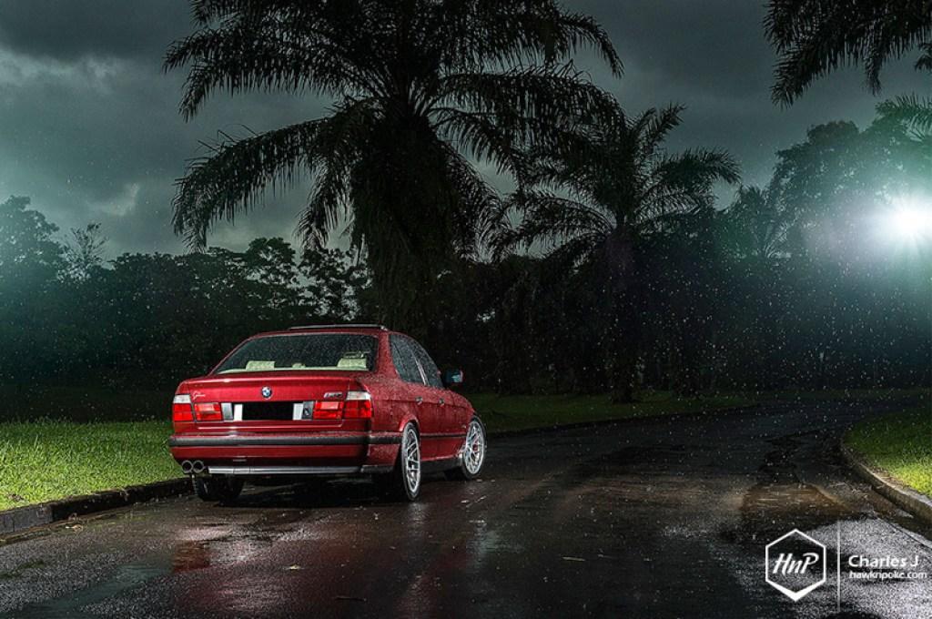 DLEDMV BMW M5 E34 BBS RC HnP01