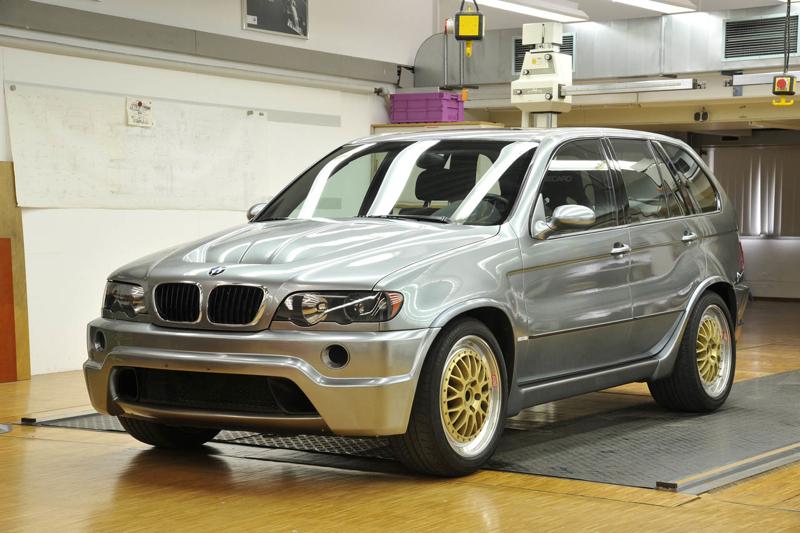 DLEDMV BMW X5 LM 01