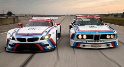 DLEDMV BMW Z4 GTLM & 3.0 CSL Sebring 01