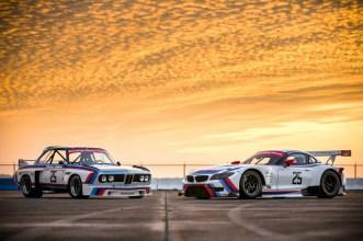 DLEDMV BMW Z4 GTLM & 3.0 CSL Sebring 05