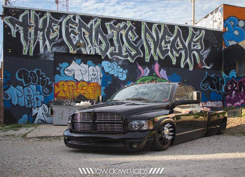 DLEDMV Dodge Ram Black Pearl 03