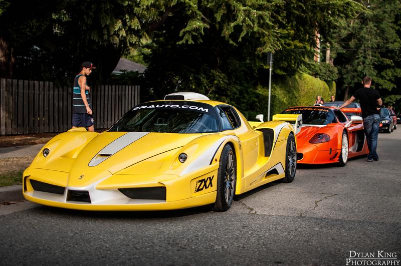 DLEDMV Edo MC12 XX Corsa vs Enzo FXX 05