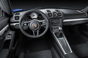 DLEDMV Genève 2015 Porsche Cayman GT403