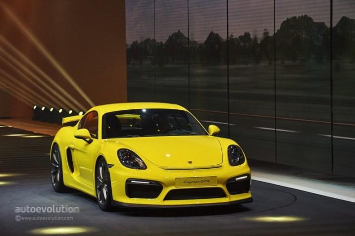 DLEDMV Genève 2015 Porsche Cayman GT405
