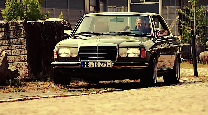 Mercedes 280 CE W123 rare en AMG ! 3