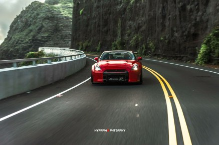 DLEDMV Nissan GTR LB Walk Hawai 03