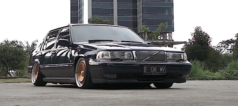 DLEDMV Volvo 960 slammed & Schmidt 04