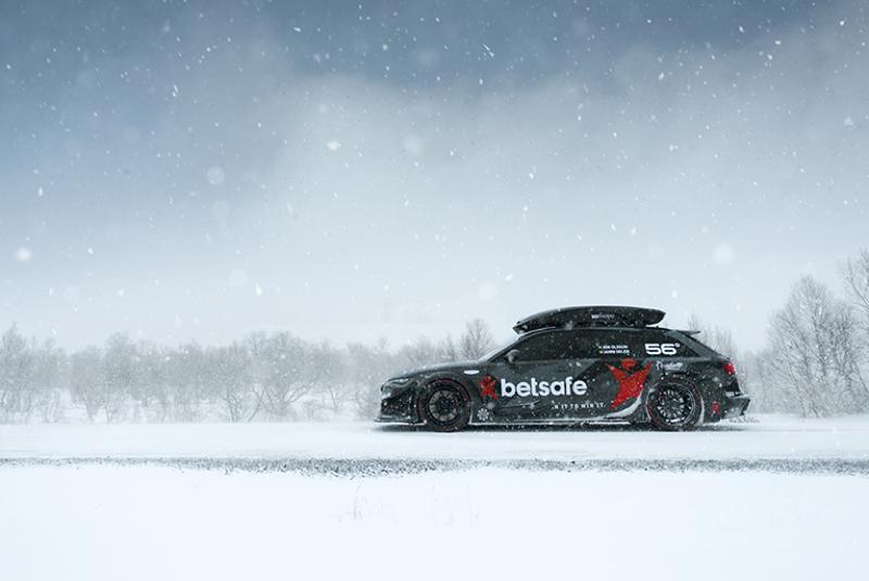 DLEDMV Audi RS6 Jon Olsson 06