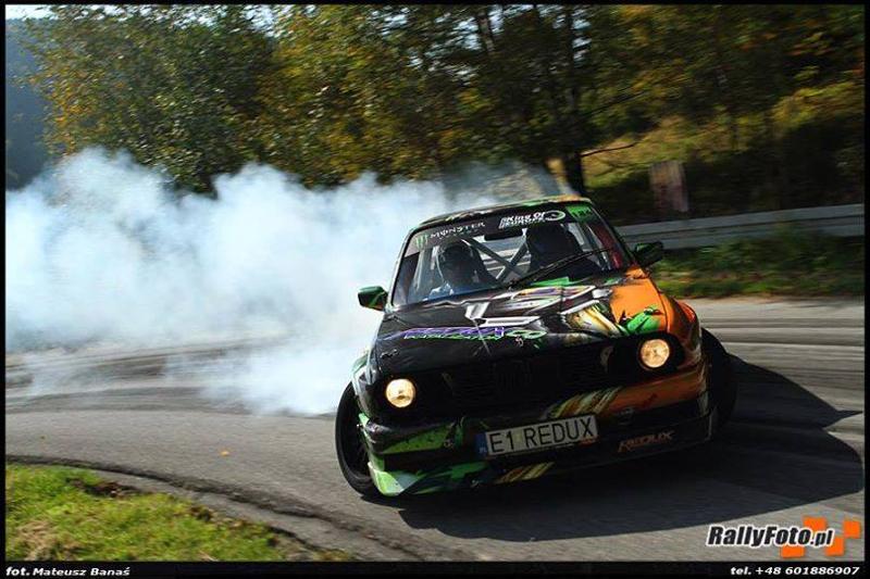 DLEDMV BMW E30 drift swap ls3 06