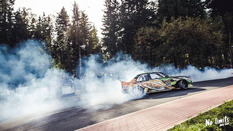 DLEDMV BMW E30 drift swap ls3 08
