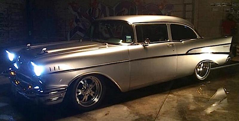 DLEDMV Chevy Bel Air Restomod 01