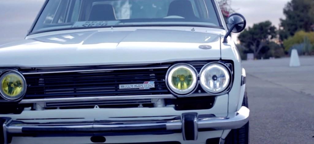 DLEDMV Datsun 510 restomod SR20DET 07