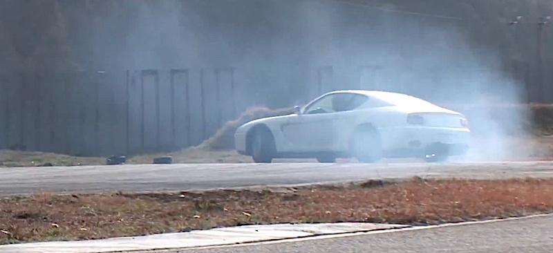 DLEDMV Ferrari 456 GT Drift 03