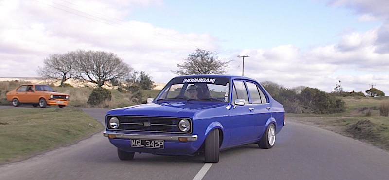DLEDMV Ford Escort mk2 double 03