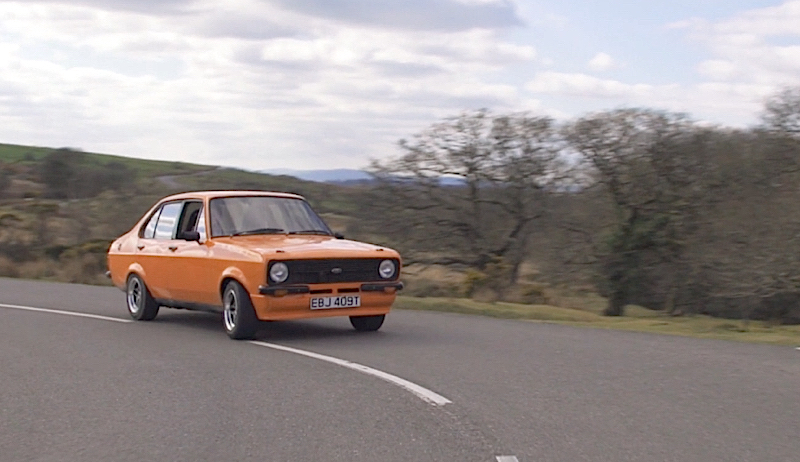 DLEDMV Ford Escort mk2 double 06