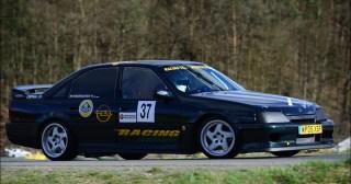 DLEDMV Opel Lotus Omega hillclimb weberhofer 07