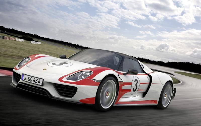 DLEDMV Porsche 918 Phillip Island 01