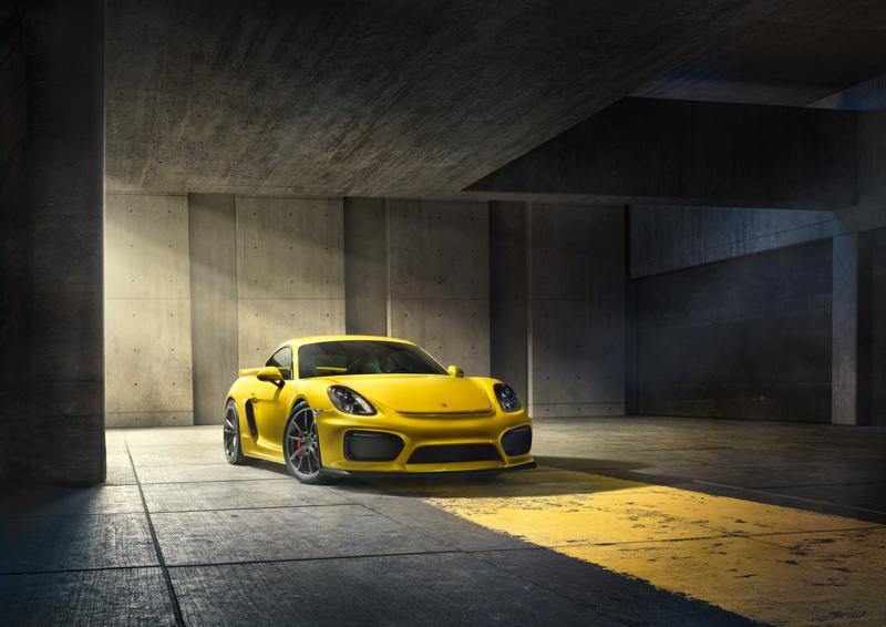DLEDMV Porsche 991 GT3 RS & Cayman GT4 05