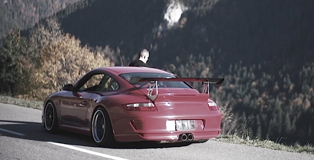 DLEDMV Porsche 997 GT3 the road passion 01