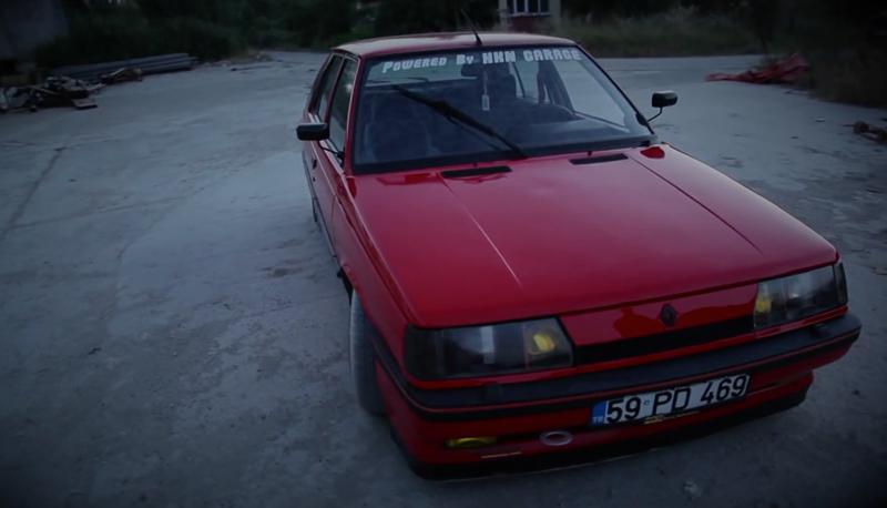 DLEDMV Renault 11 TXE Flash S 05
