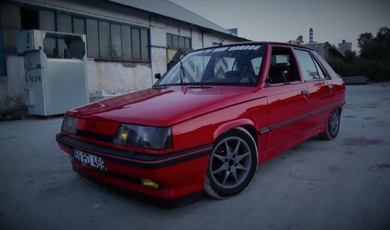 DLEDMV Renault 11 TXE Flash S 06