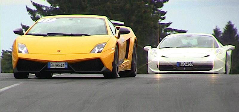 Engine Sound : Le Nürburgring en supercars - Concert de pistons ! 3