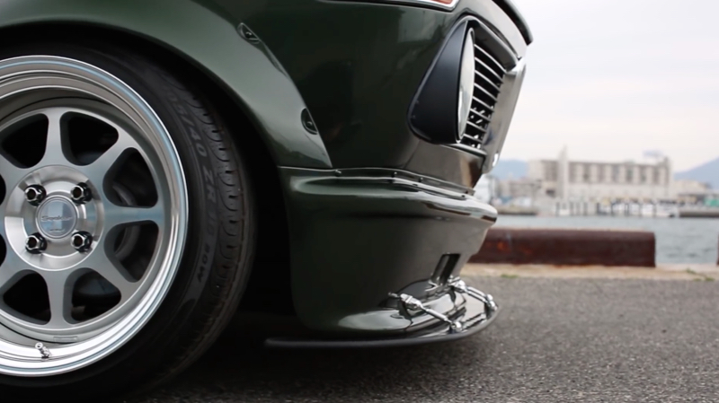 DLEDMV - BMW 2002 tii Ultrabox WORK Wheels - 02
