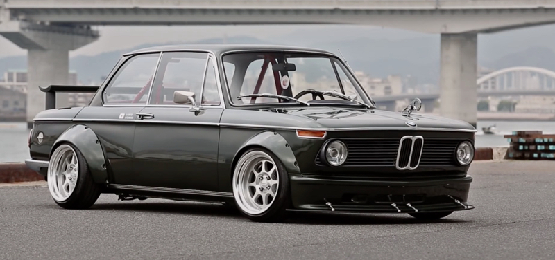 DLEDMV - BMW 2002 tii Ultrabox WORK Wheels - 09