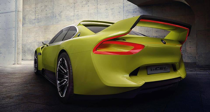 DLEDMV - BMW CSL Hommage Concept - 02